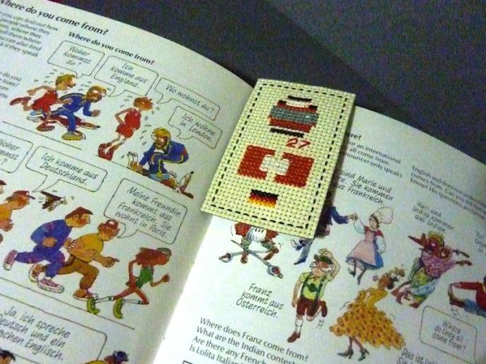hulk bookmark