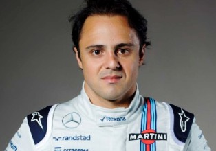 Williams F1 Driver Studio Images. January 2015. Felipe Massa. Photo: Williams F1 (Copyright Free FOR EDITORIAL USE ONLY) ref: Digital Image WILLIAMS JAN1240 Edit